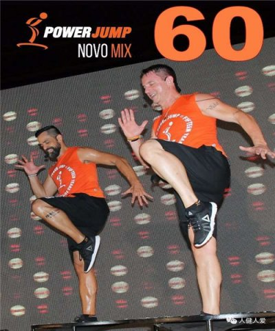 [Hot Sale]2019 Latest Courses Power Jump MIX 60 DVD+CD