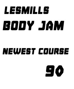BODY JAM 90 VIDEO+MUSIC+NOTES