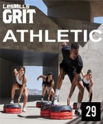 GRIT PLYO/ATHLETIC 29 VIDEO+MUSIC+NOTES