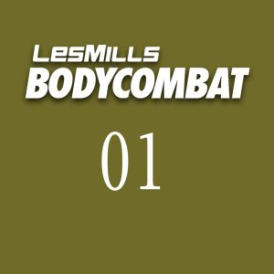 Les Mills BODYCOMBAT 01 Complete Notes VIDEO CD Case New