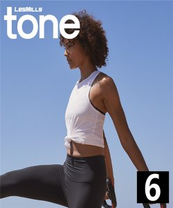 LES MILLS TONE 06 VIDEO+MUSIC+NOTES