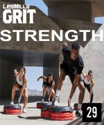 GRIT STRENGTH 29 VIDEO+MUSIC+NOTES